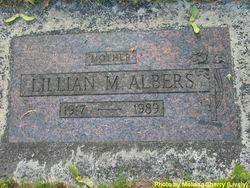 Lillian May <i>Webb</i> Albers