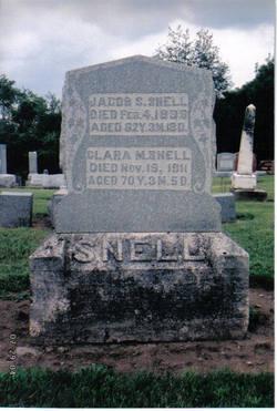 Clarissa M Clara <i>Bowman</i> Snell