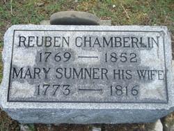 Mary Polly <i>Sumner</i> Chamberlin