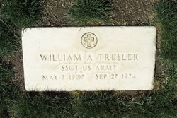 William A Tresler