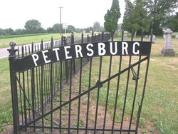 Petersburg Cemetery