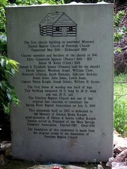 Moss Springs Cemetery