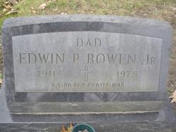 Edwin P Bowen, Jr
