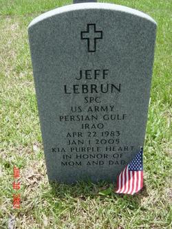 Jeff LeBrun