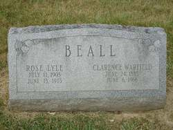 Rose Lyle Beall