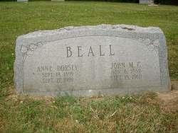 Anne Dorsey Beall