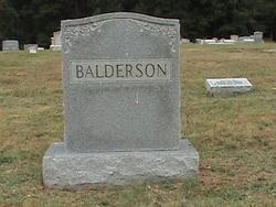 Lucy Ann <i>Bowen</i> Balderson
