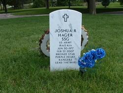 Sgt Joshua R Hager