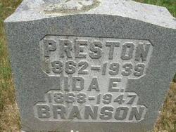 Alfred Preston Branson