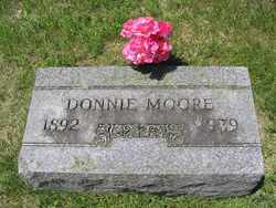 Donnie <i>Blackwell</i> Moore