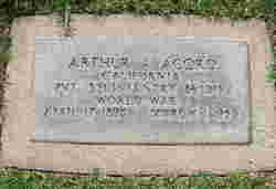 Arthur A Acord