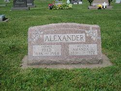 Amanda <i>Grebner</i> Alexander