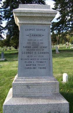 Eliza Lamercia <i>Tenney</i> Cannon