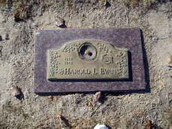 Harold Lewis Evans