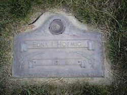 Edna I. <i>Yarian</i> Hoemig