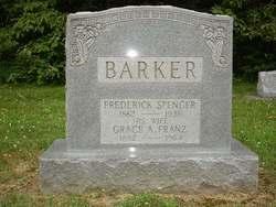 Gracie A. <i>Franz</i> Barker