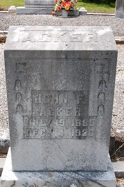 John F Acker