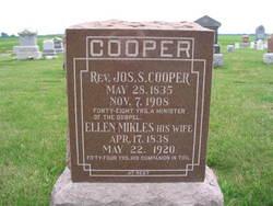 Rev Jos. S. Cooper