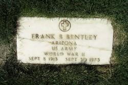 Capt Frank Bliven Bentley, Jr