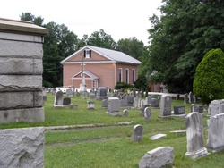 Head of Christiana Church Cemetery