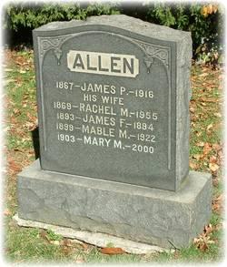 Mable M. Allen