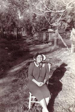 Mary Leona <i>Lowery</i> Holliday
