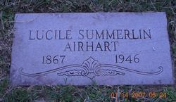 Lucile Lou <i>Summerlin</i> Airhart
