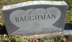 Bonita L Baughman
