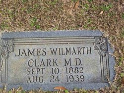 Dr James Wilmarth Clark