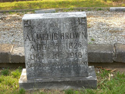 Almeda <i>Sanford</i> Brown