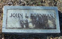 John Louis Bornman