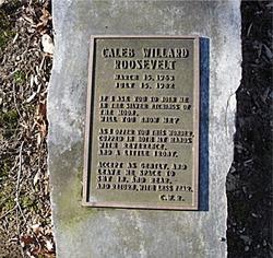 Caleb Willard Roosevelt