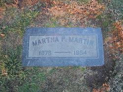 Martha P Martin