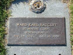 Ward Karl Ratcliff