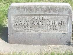 Mary Ann <i>Farmer</i> Crump