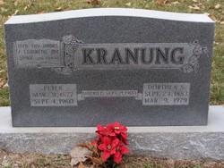 Dorthea S Kranung