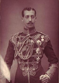 Albert Prince Eddie Victor