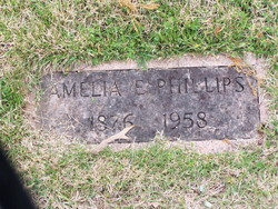 Amelia Ella <i>Carden</i> Phillips