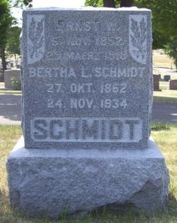Ernst W. Schmidt
