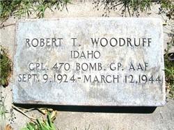 Robert Torrey Woodruff