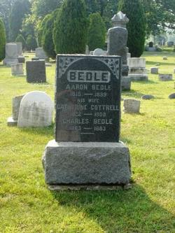 Catherine <i>Cottrell</i> Bedle