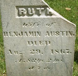 Ruth <i>Burleson</i> Austin
