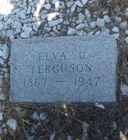 Elva U <i>Shartel</i> Ferguson