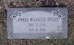 Jewell Ophelia <i>Marquis</i> Stiles