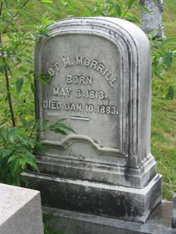 Lot Myrick Morrill