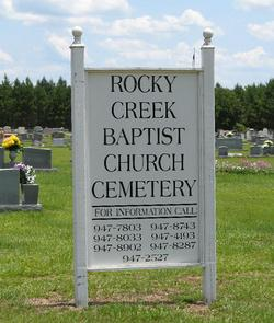 Rocky Creek Cemetery