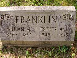 William M Franklin