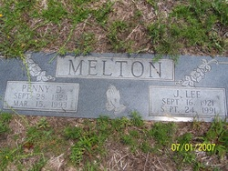 Penny Ann <i>Davis</i> Melton