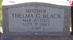 Thelma <i>Garner</i> Black