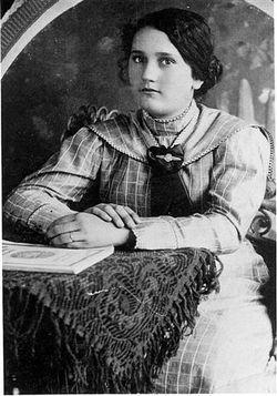 Leota Dudley Odie <i>Smithson</i> Davis